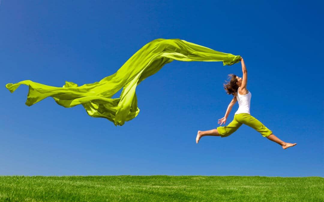 Neun Schritte die dein Leben positiv verändern