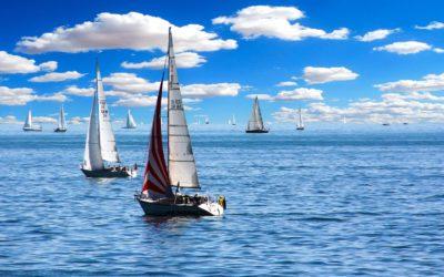 6 Tipps wie Du die Segel richtig setzt, um dein Ziel entspannt zu erreichen!